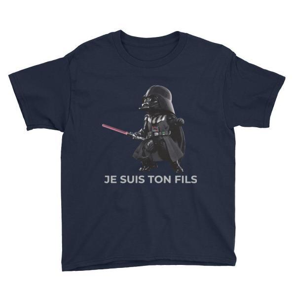"""T-Shirt """"Je suis ton fils"""""""
