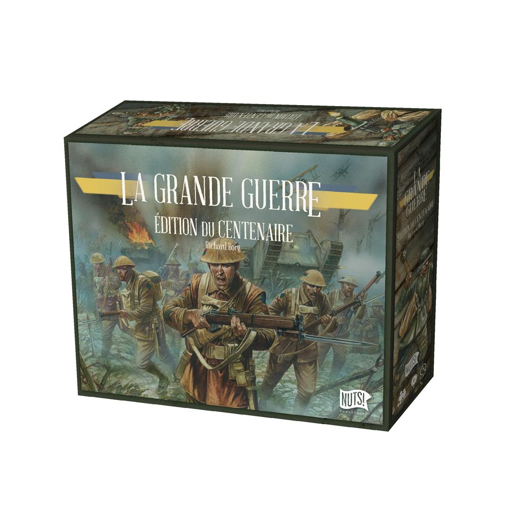 Ouverture de la boîte de La Grande Guerre - Édition du centenaire