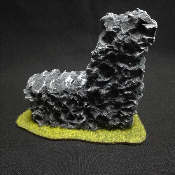 Lot 5 petits rochers