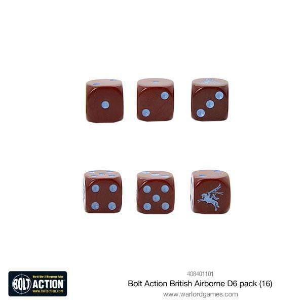Bolt Action British Airborne D6 pack