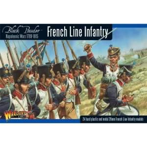 Napoleonic French Line Infantry 1806-1810