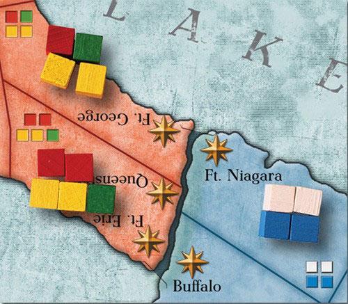 1812 L'Invasion du Canada