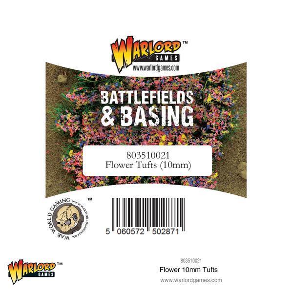 Flower 10mm Tufts