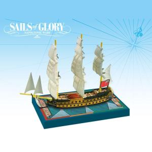 Sails of Glory - HMS Zealous 1785