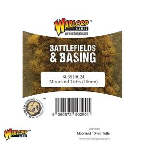 Moorland 10mm Tufts