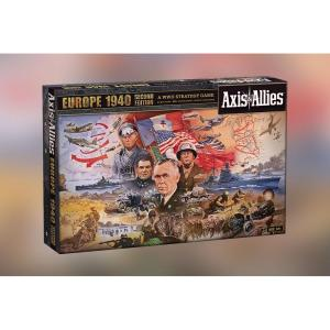 Axis & Allies Europe : 1940 2nd Edition