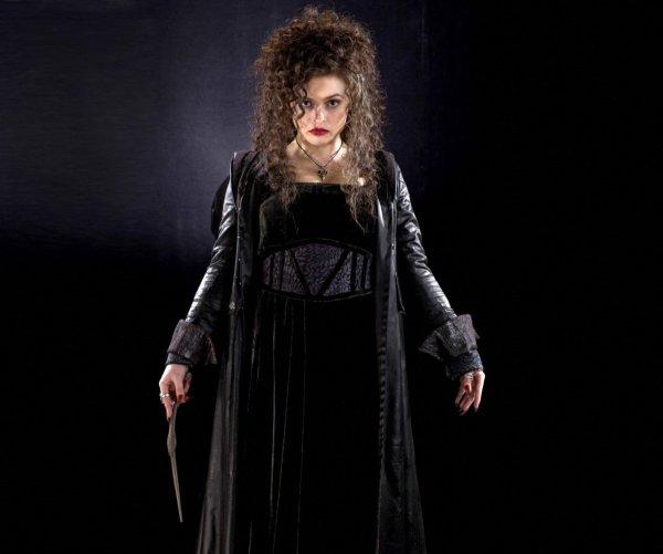 Baguette magique - Bellatrix Lestrange