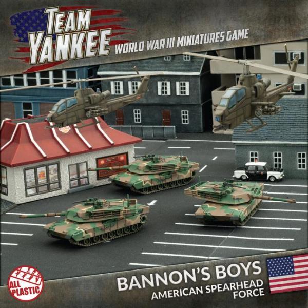 Team Yankee - Bannon's Boys VF