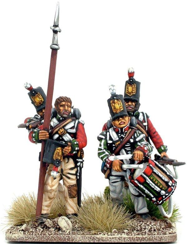 British Peninsular Infantry Centre Companies