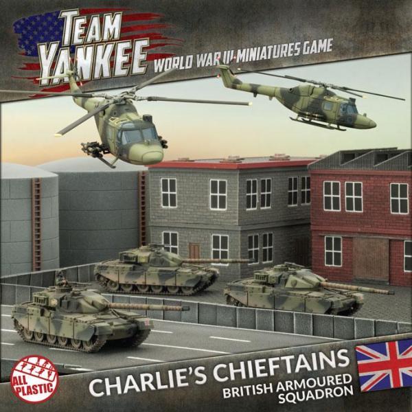 Team Yankee - Charlie's Chieftains
