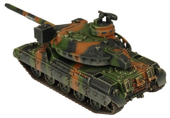 Team Yankee - Durand's Devils (Plastic Army Deal)