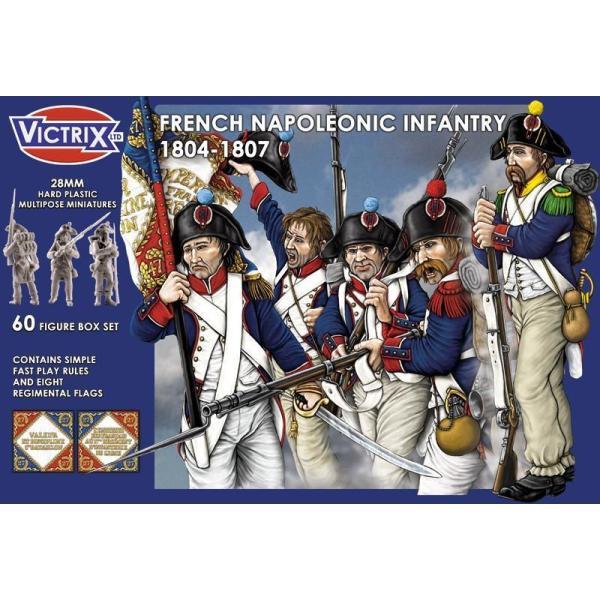 French Napoleonic Infantry 1804-1807