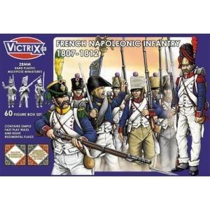 French Napoleonic Infantry 1807-1812