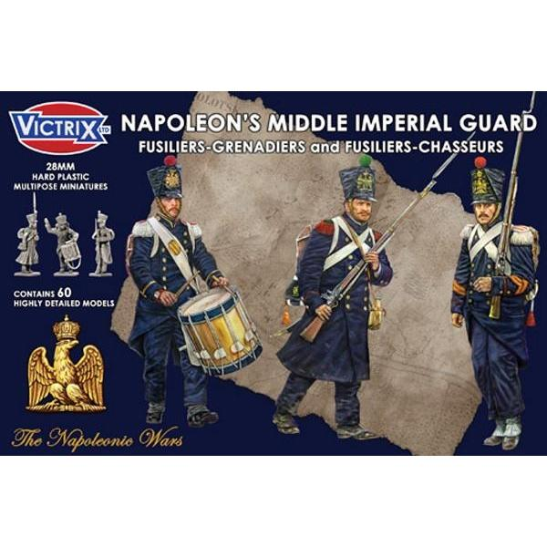 Napoleon's French Middle Imperial Guard
