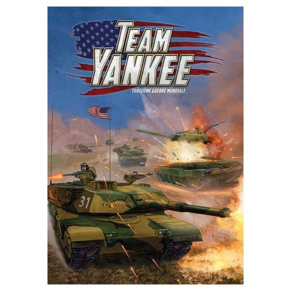 Team Yankee - Livre de Règles - Français