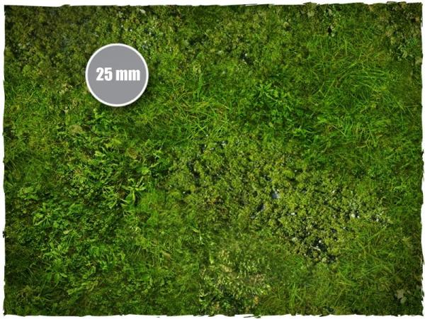 Game mat - Grass - PVC 90x90