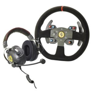 THRUSTMASTER TM Ferrari Race Kit Alcantara Edition