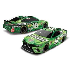 NASCAR 2020 - KYLE BUSCH 2020 INTERSTATE BATTERIES 1:24 ELITE DIECAST
