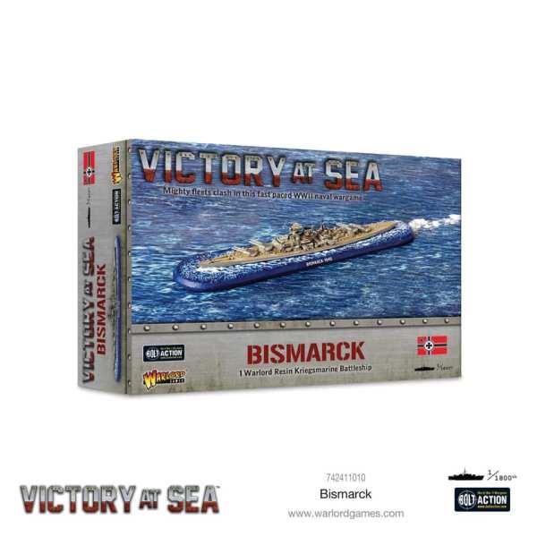 Victory at Sea - Bismarck