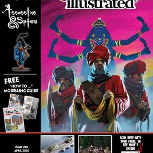 Wargames Illustrated n° 390