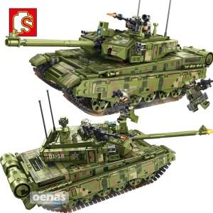 Type 99 - 1 144 pièces