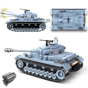 Panzer IV - 716 pièces