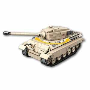 Tiger II - 978 pièces