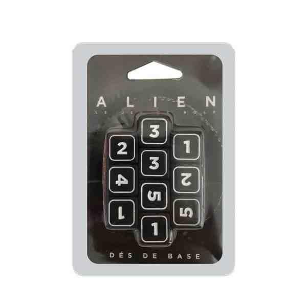 Alien, le jeu de rôle – Set de dés de base