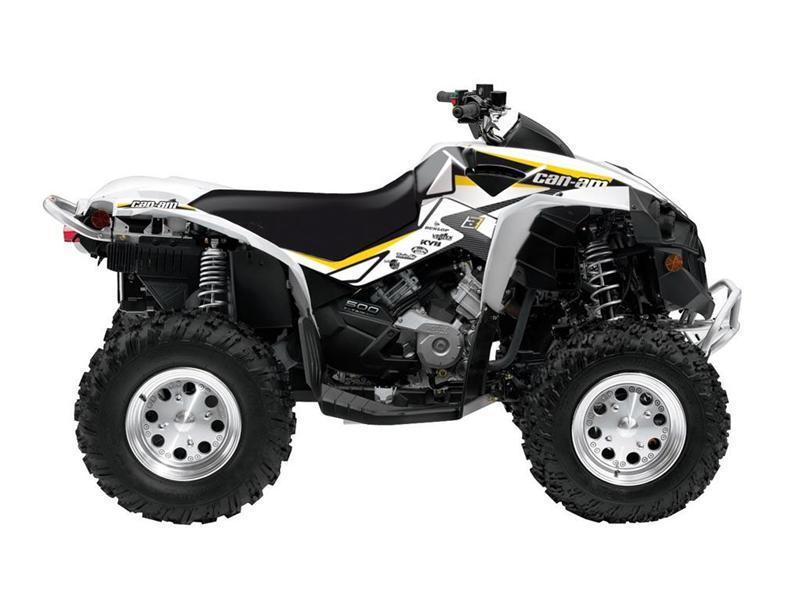 kit deco blackbird quad can am renegade 500 800
