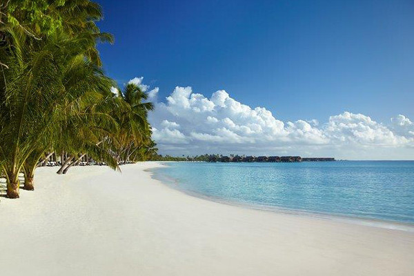 Plage Maldives