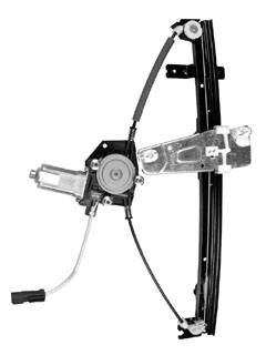1999 2000 Jeep Grand Cherokee Window Regulator At Monster