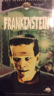 FRANKENSTEIN-VHS