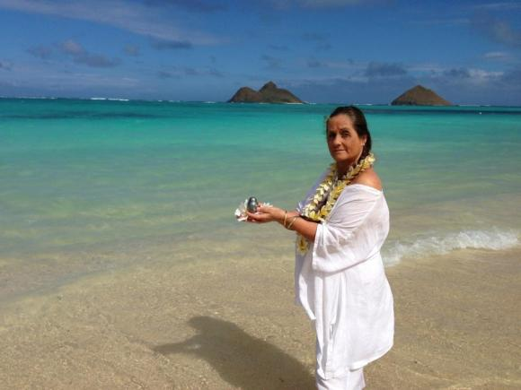 Isis at Lanikai portal