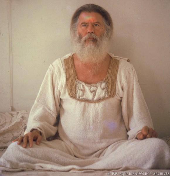 Father Yod 999 robe marked
