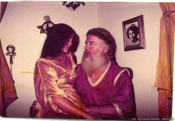 Isis and Father Yod