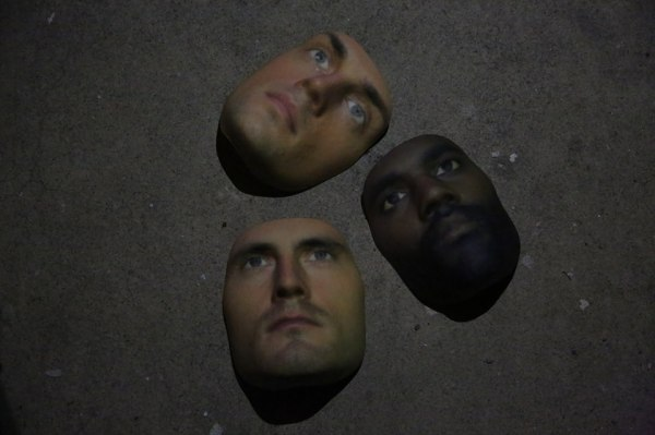 death grips mask