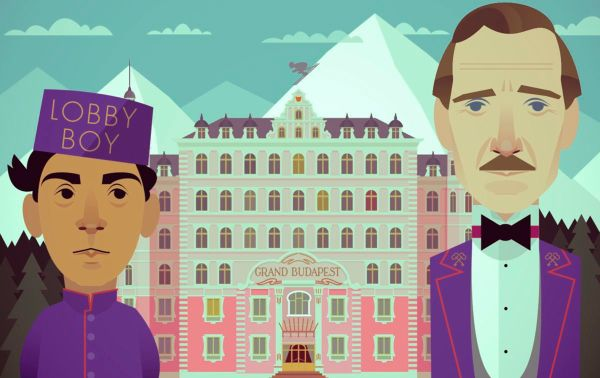 """Stanley Chow """"Grand Budapest Hotel"""""""