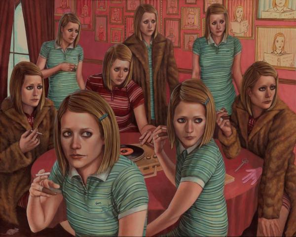 Casey Weldon 'Margot, Margot, Margot'