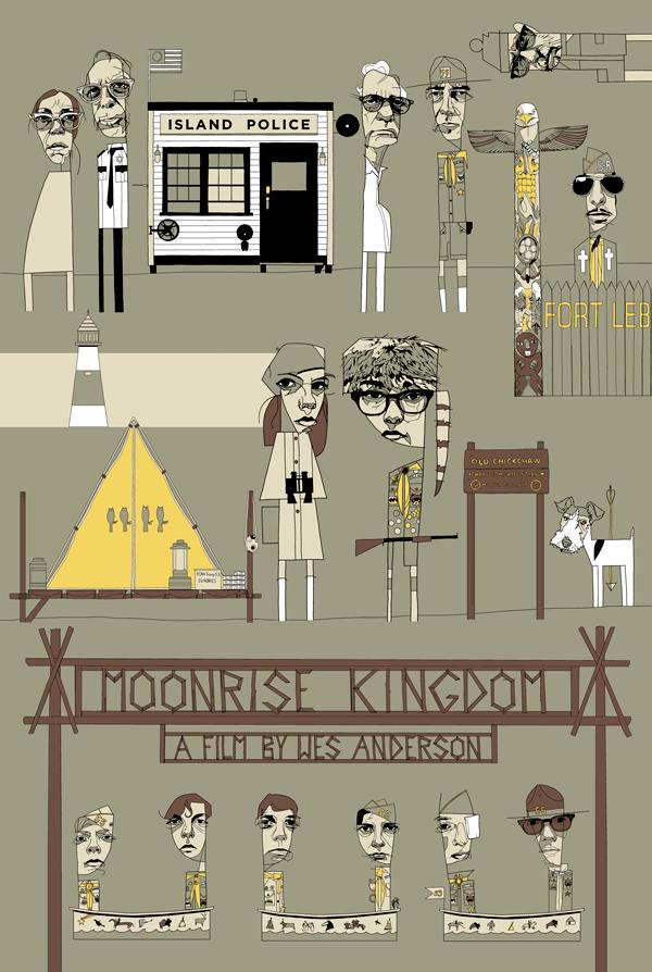 "Conor Langton ""Moonrise Kingdom"""