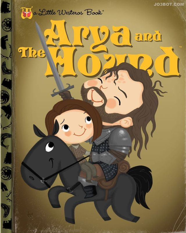 "Joebot ""Arya And The Hound"""