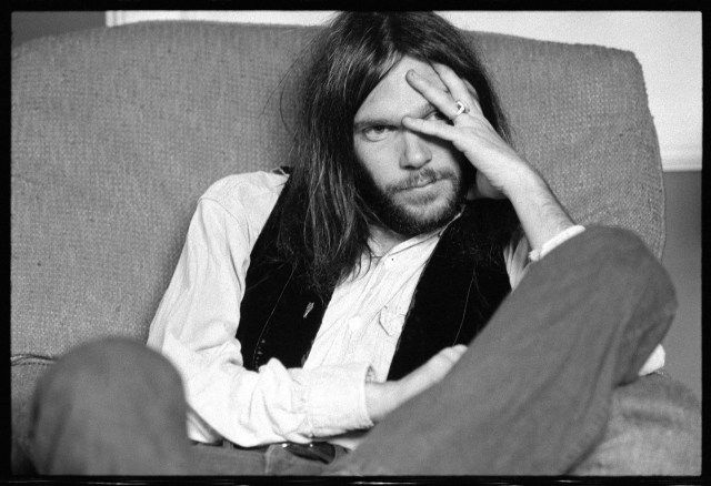 old school neil young