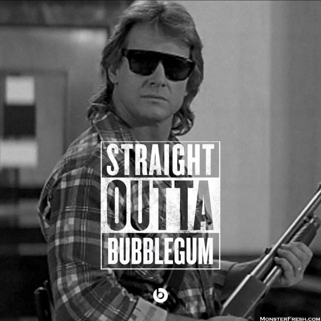 roddy piper bubblegum