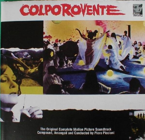 colpo 1999 repress black flower