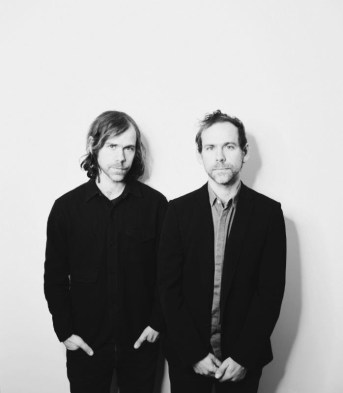 (Aaron and Bryce Dessner / Photo Credit: Shervin Lainez)