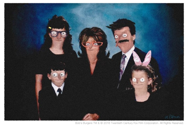 "Rezatron - ""The Real Belcher Family"""