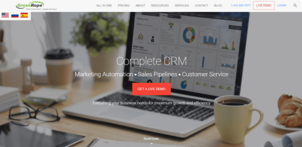 GreenRope-leading-crm-for-businesses