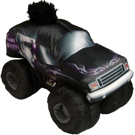 Mohawk Warrior Puff Truck