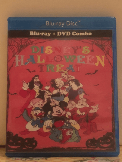 Disney's Halloween Treat on Blu-ray/DVD Combo