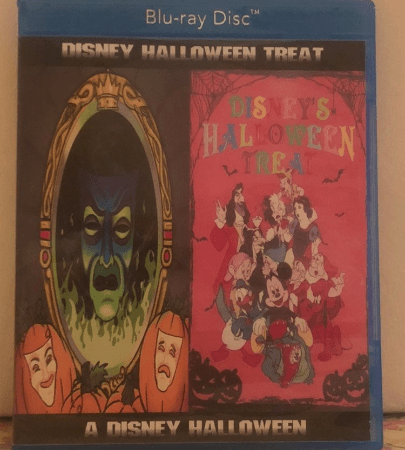 Disney Halloween Treat & A Disney Halloween on 2 Blu-ray Discs 1080p HD