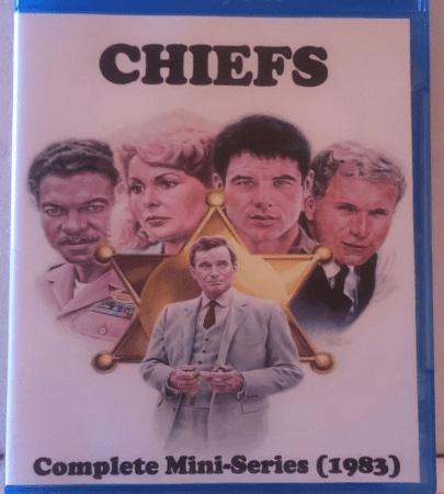Chiefs the Mini-Series 1983 on Blu-ray